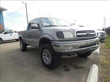 2000 Toyota Tundra for sale in Olive Branch, MS