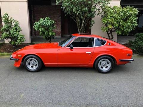 1973 Datsun 240Z for sale in Edmonds, WA