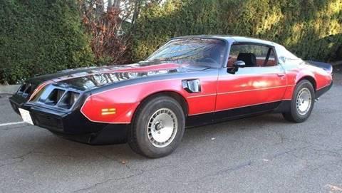 1981 Pontiac Firebird Trans Am for sale in Edmonds, WA