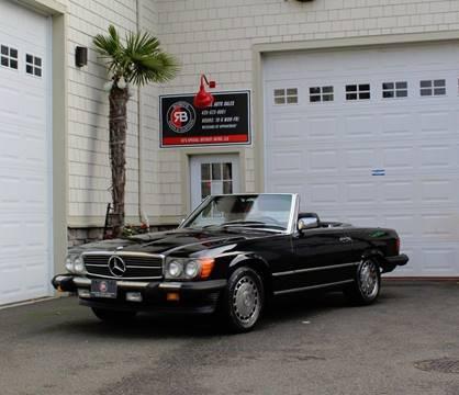 1988 Mercedes-Benz 560-Class for sale in Edmonds, WA