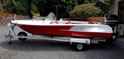 1963 Pacific Mariner Stiletto for sale in Edmonds, WA