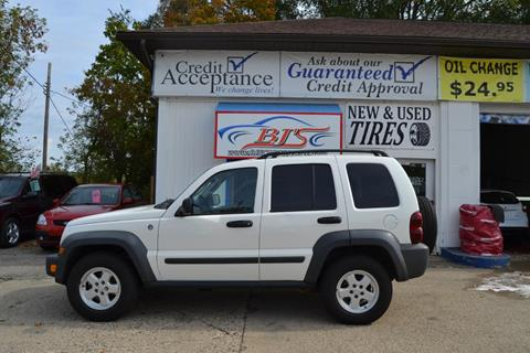2007 Jeep Liberty for sale in Middleville, MI