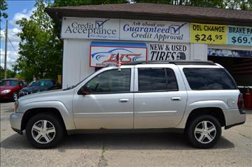 2005 Chevrolet TrailBlazer EXT for sale in Middleville, MI