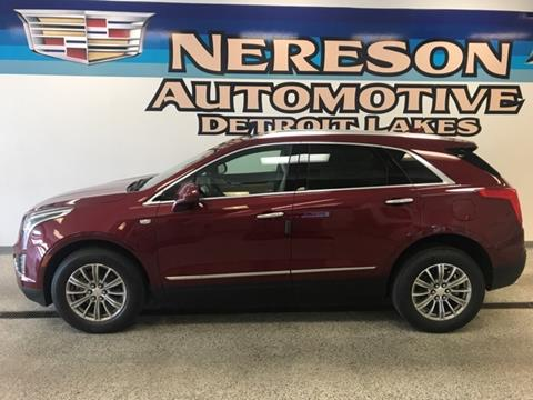 2017 Cadillac XT5 for sale in Detroit Lakes, MN