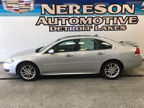 2009 Chevrolet Impala for sale in Detroit Lakes, MN
