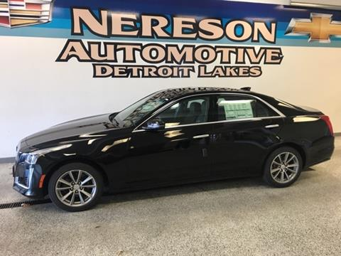 2018 Cadillac CTS for sale in Detroit Lakes, MN