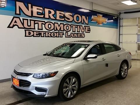 2017 Chevrolet Malibu for sale in Detroit Lakes, MN
