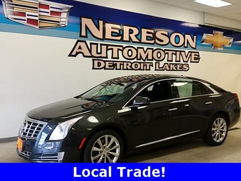 2014 Cadillac XTS for sale in Detroit Lakes, MN