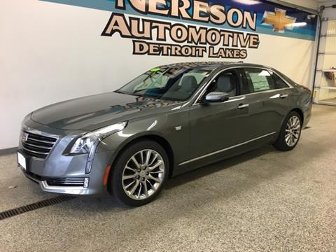 2017 Cadillac CT6 for sale in Detroit Lakes, MN