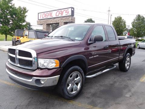 2005 Dodge Ram Pickup 1500 for sale in Camp Hill, PA