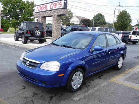 2008 Suzuki Forenza for sale in Camp Hill, PA