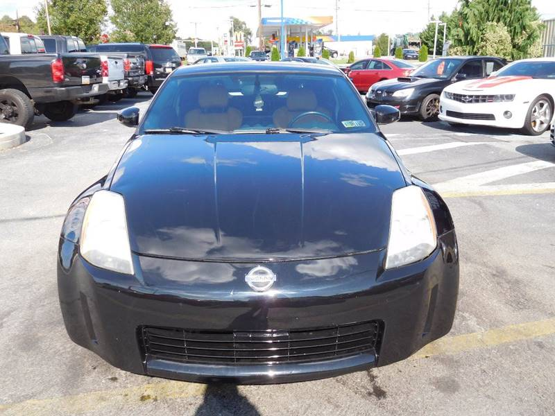 2003 Nissan 350Z Touring 2dr Coupe In Camp Hill PA  IDeal Cars LLC