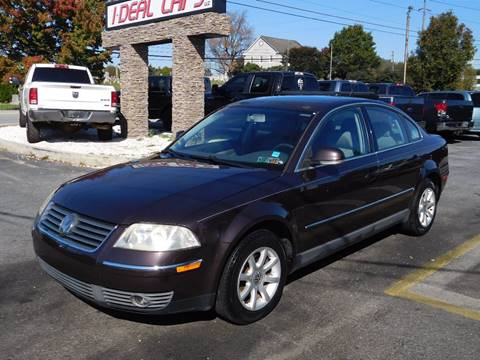 2004 Volkswagen Passat for sale in Camp Hill, PA