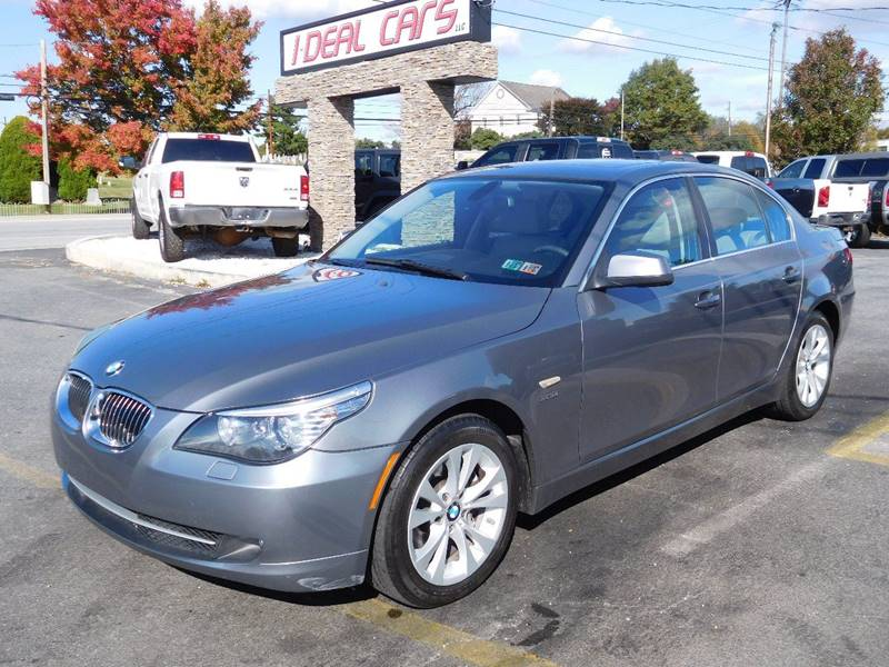 2010 BMW 5 Series AWD 535i XDrive 4dr Sedan