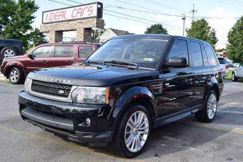 2011 Land Rover Range Rover Sport for sale in Camp Hill, PA