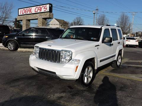 2011 Jeep Liberty for sale in Camp Hill, PA