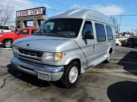 1999 Ford E-Series Cargo for sale in Camp Hill, PA