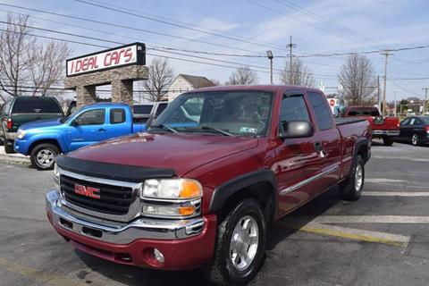 2005 GMC Sierra 1500 for sale in Camp Hill, PA