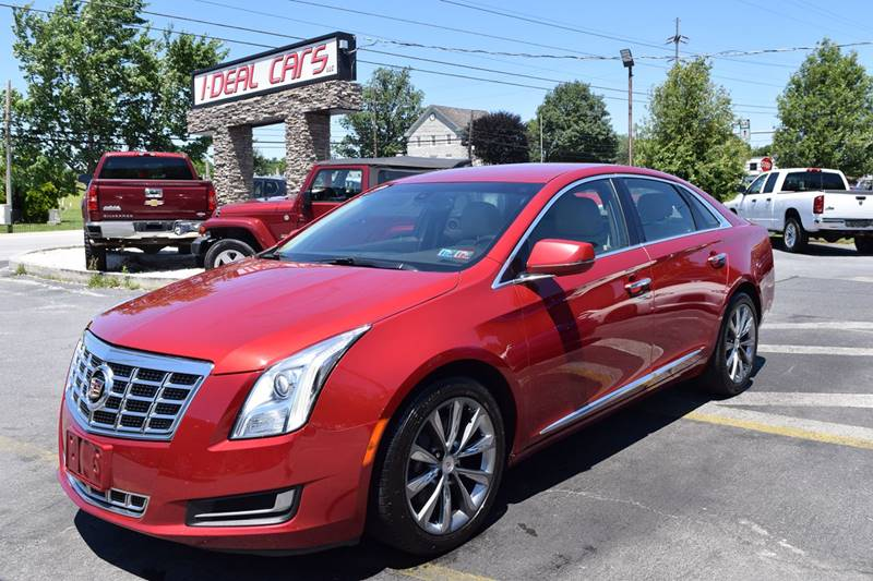 2013 Cadillac Xts 3 6L V6 4dr Sedan In Camp Hill PA - I-Deal