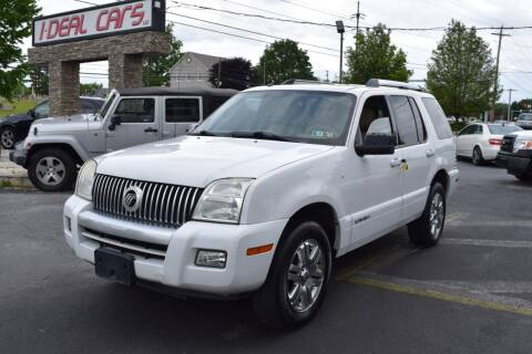 2007 Mercury Mountaineer Premier for sale at I-DEAL CARS in Camp Hill PA