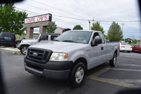 2005 Ford F-150 XL for sale at I-DEAL CARS in Camp Hill PA
