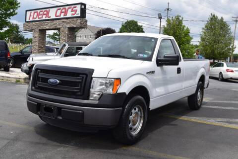 2013 Ford F-150 XL for sale at I-DEAL CARS in Camp Hill PA