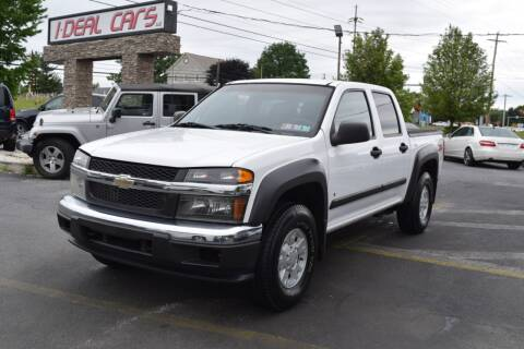 2006 Chevrolet Colorado LT for sale at I-DEAL CARS in Camp Hill PA
