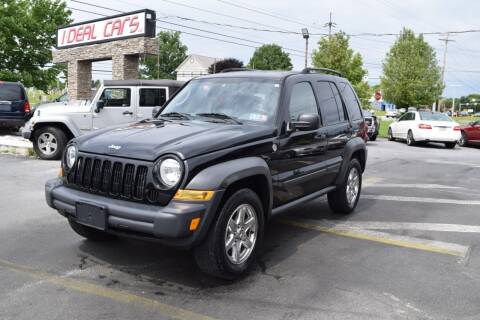 2007 Jeep Liberty Sport for sale at I-DEAL CARS in Camp Hill PA