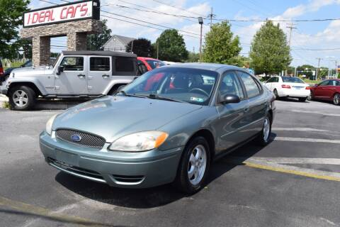 2007 Ford Taurus SE for sale at I-DEAL CARS in Camp Hill PA