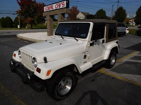 1999 Jeep Wrangler for sale in Camp Hill, PA
