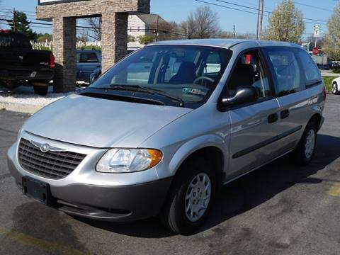 2002 Chrysler Voyager for sale in Camp Hill, PA
