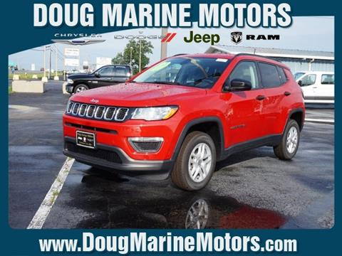 2017 Jeep Compass for sale in Washington Court House OH
