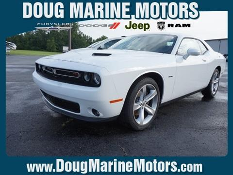 2017 Dodge Challenger for sale in Washington Court House, OH