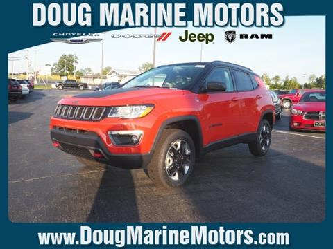 2018 Jeep Compass for sale in Washington Court House OH