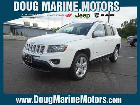 2014 Jeep Compass for sale in Washington Court House, OH