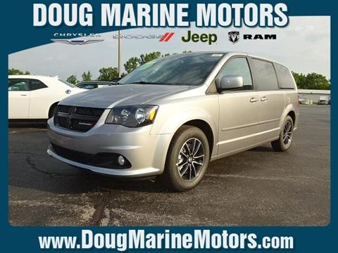 2017 Dodge Grand Caravan for sale in Washington Court House OH