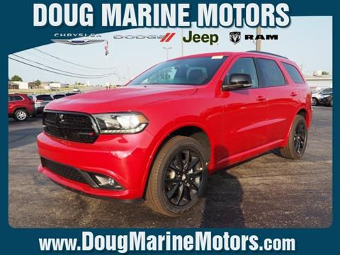 2018 Dodge Durango for sale in Washington Court House OH