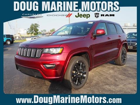 2018 Jeep Grand Cherokee for sale in Washington Court House, OH