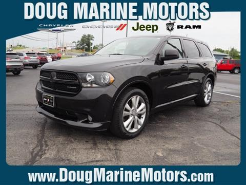 2012 Dodge Durango for sale in Washington Court House OH