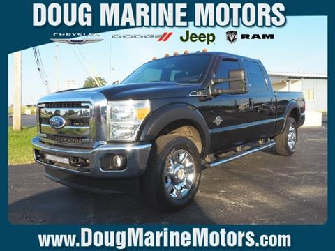 2011 Ford F-250 Super Duty for sale in Washington Court House, OH