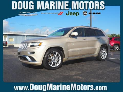 2015 Jeep Grand Cherokee for sale in Washington Court House OH