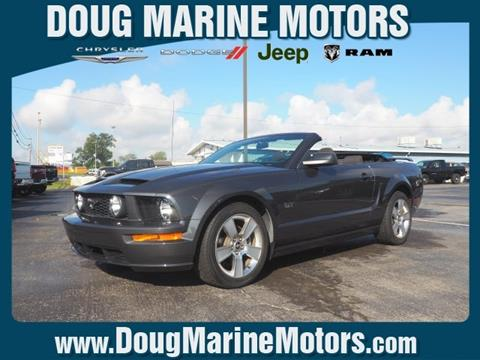 2007 Ford Mustang for sale in Washington Court House, OH