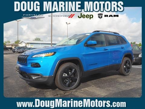 2018 Jeep Cherokee for sale in Washington Court House, OH