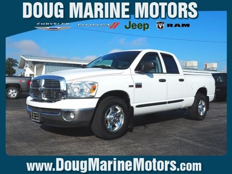 2008 Dodge Ram Pickup 2500 for sale in Washington Court House OH