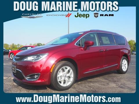 2018 Chrysler Pacifica for sale in Washington Court House OH