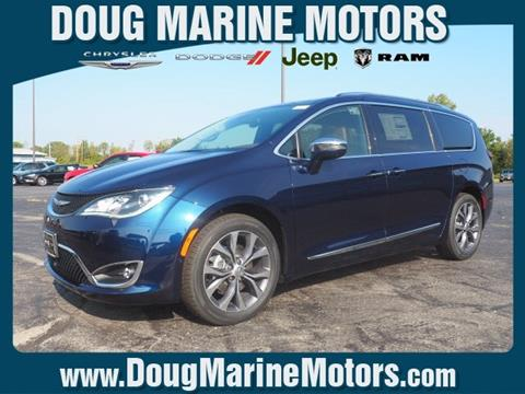 2018 Chrysler Pacifica for sale in Washington Court House, OH