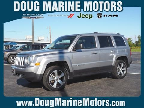 2016 Jeep Patriot for sale in Washington Court House OH