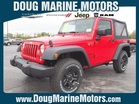 2017 Jeep Wrangler for sale in Washington Court House, OH