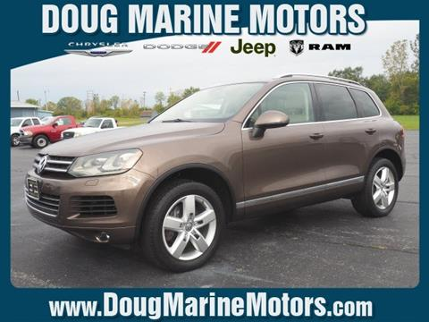 2012 Volkswagen Touareg for sale in Washington Court House, OH