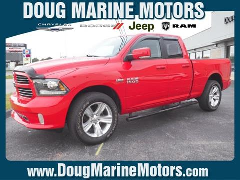 2014 RAM Ram Pickup 1500 for sale in Washington Court House, OH